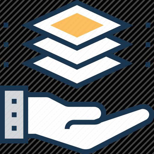 Data Acquisition Icon : Accession accretion acquisition collaboration customer