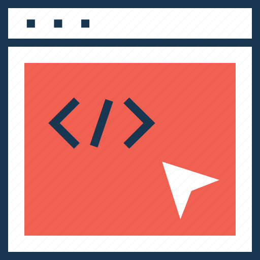 site editor, web building, web editor, web page, website editing icon