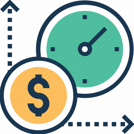 business managment, business strategy, dollar, finance, financial managment icon