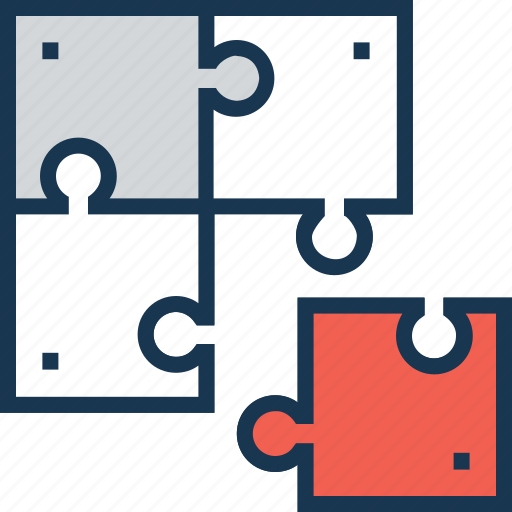 game, integration emotion, jigsaw piece, jigsaw puzzle, strategy icon