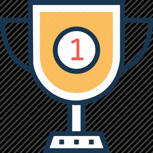 award, success, trophy, winner, winning cup icon