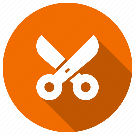 coupon, cutter, saloon, scissor icon