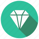 daimond, decoration, finance, jewelry icon