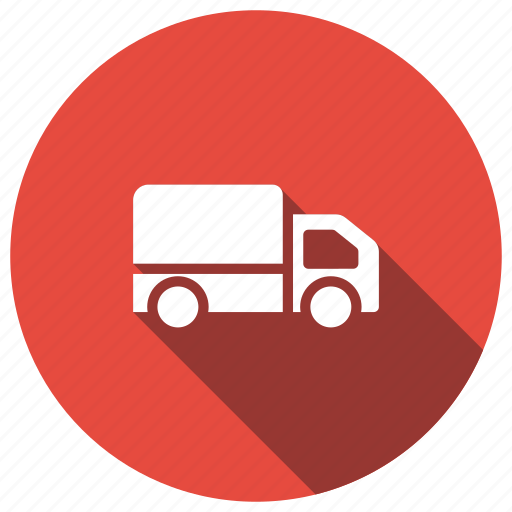 automobile, delivery, transport, truck, van icon