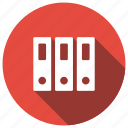documents, files, office, storage icon