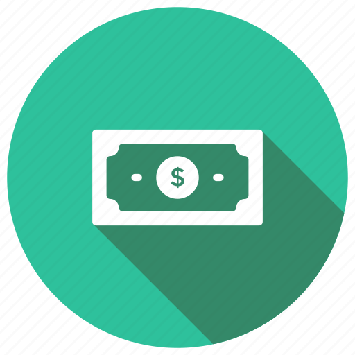 cost, dollar, earning, income, profit icon