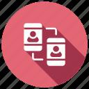 data, export, file, filesharing, transfer icon
