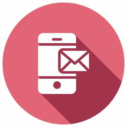 communication, message, mobile, phone icon