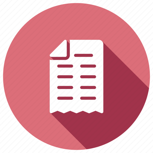 Document, file, information, page icon - Download on Iconfinder