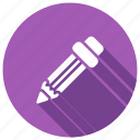 color, edit, pencil, writing icon