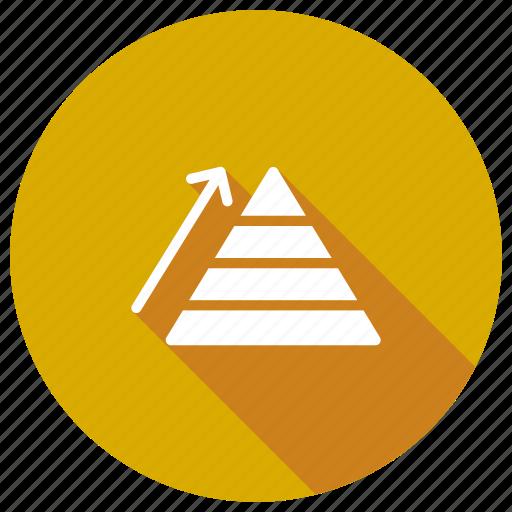 analytics, chart, diagram, graph, report icon
