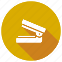 paperstapler, staple, staplemachine, stapler, stapling icon