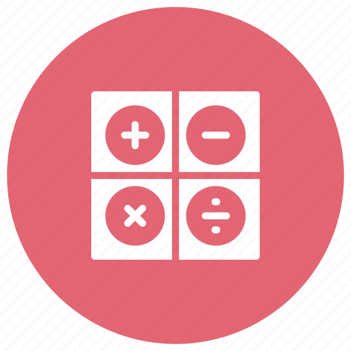 accounting, calculate, calculation, math, study icon