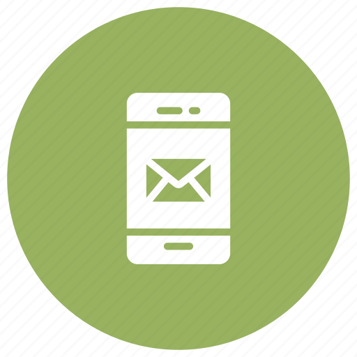 Chat, message, mobile, phone icon - Download on Iconfinder