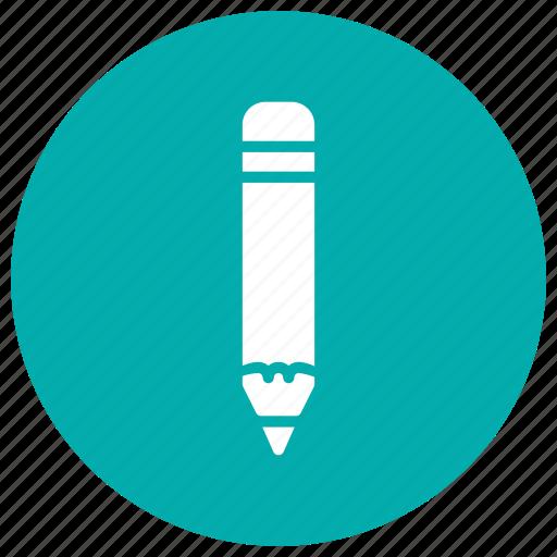 color, edit, pencil, writing icon