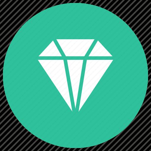 daimond, decoration, finance, jewelry icon