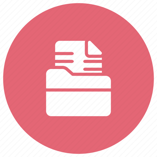 Document, file, folder, office icon - Download on Iconfinder