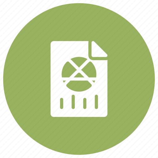 Analytics, document, files, report icon - Download on Iconfinder