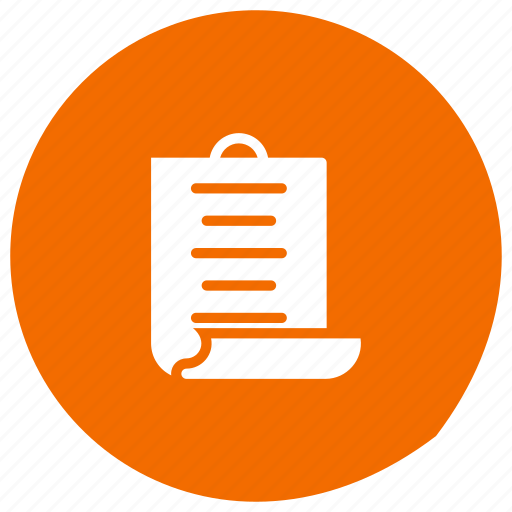 Document, file, information, report icon - Download on Iconfinder