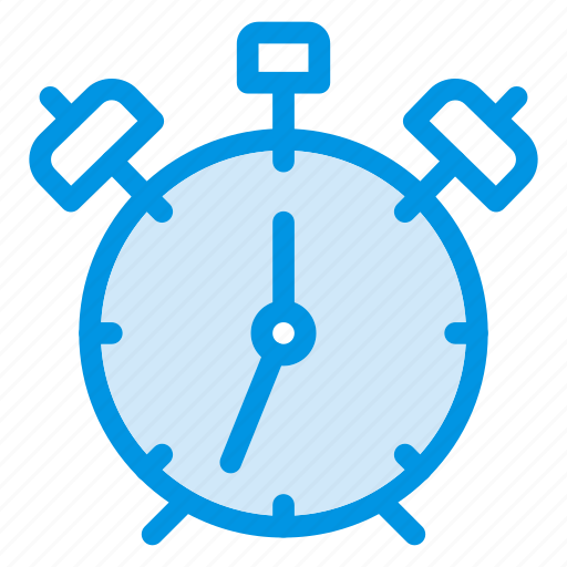 alarm, alert, attention, clock, deadline icon