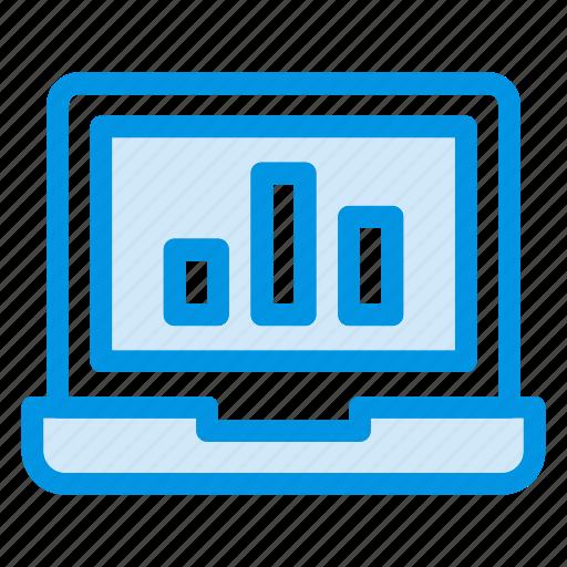 analytics, chart, graph, online, statistics icon