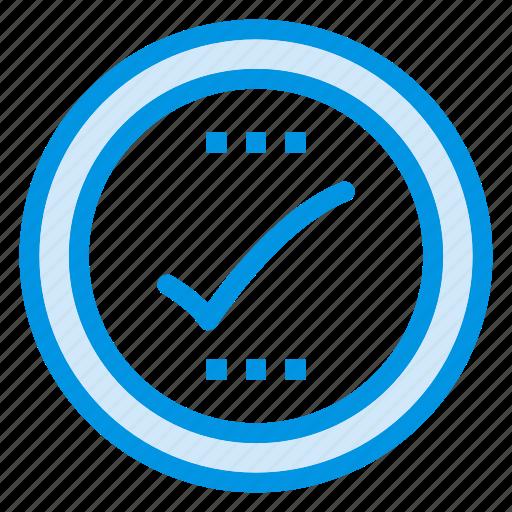 checkmark, complete, done, ok icon