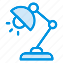 bright, bulb, idea, lamp, light icon