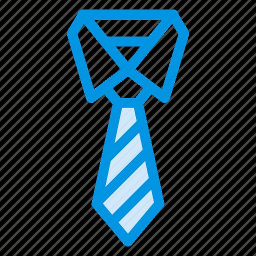 fasion, necktie, office, style, wear icon