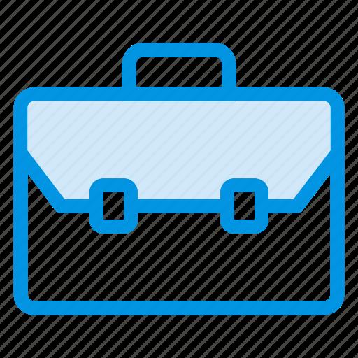 bag, briefcase, file, portfolio, suitcase icon