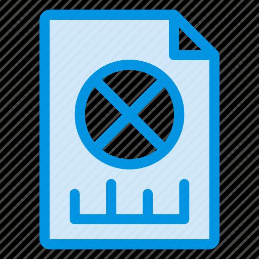 analytics, document, files, report icon