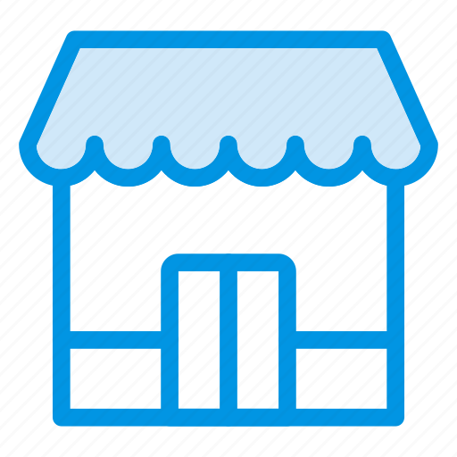ecommerce, market, shop, store icon
