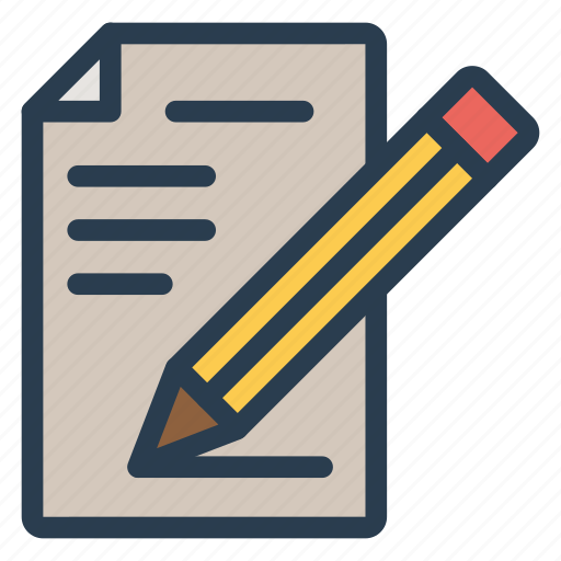 agreement, contract, deal, file, sign icon