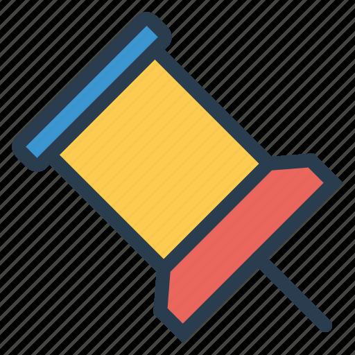 attach, attachment, page, pin icon
