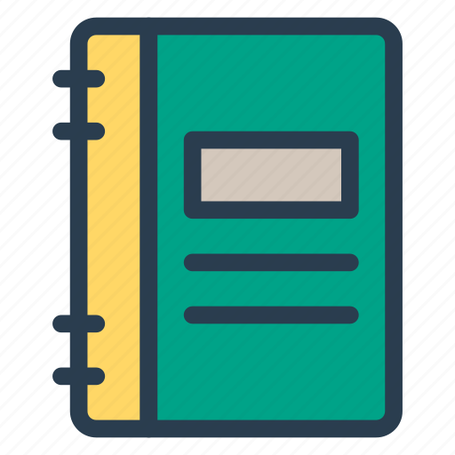 book, education, library, reading icon