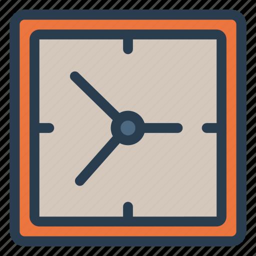 clock, time, timer, wallclock icon