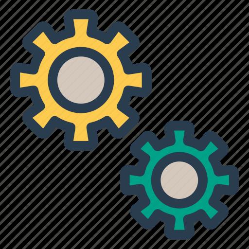 config, configuration, control, setting icon