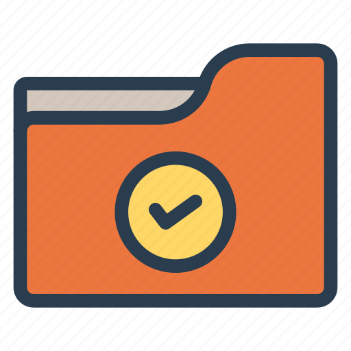 document, file, folder, office, storage icon