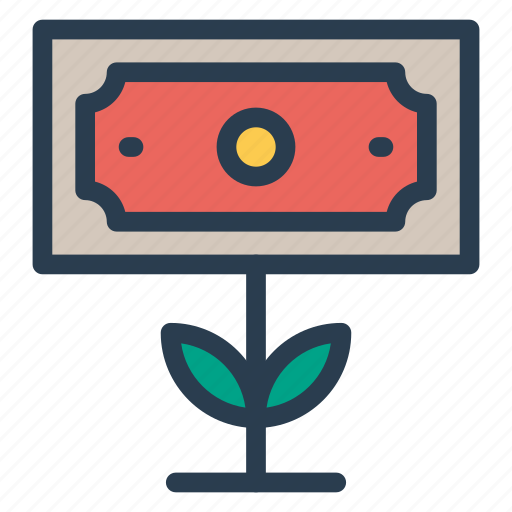 cash, dollar, earning, income, profit icon