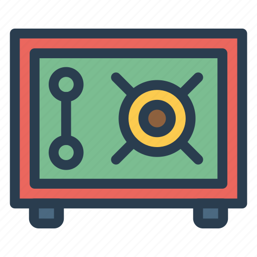 locker, protection, safe, security icon