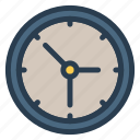 alarm, clock, deadline, time icon