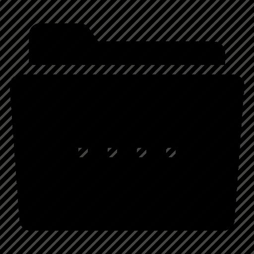 document, file, folder, office, storage icon