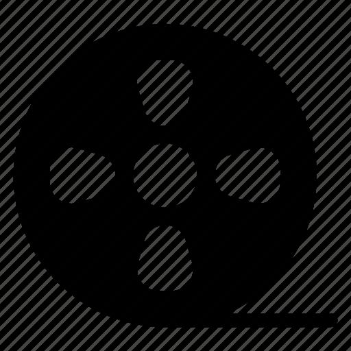 cinema, film, reel, tape icon
