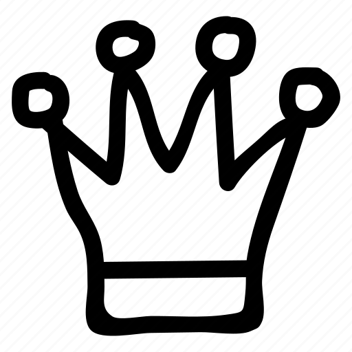 award, badge, crown, rank icon