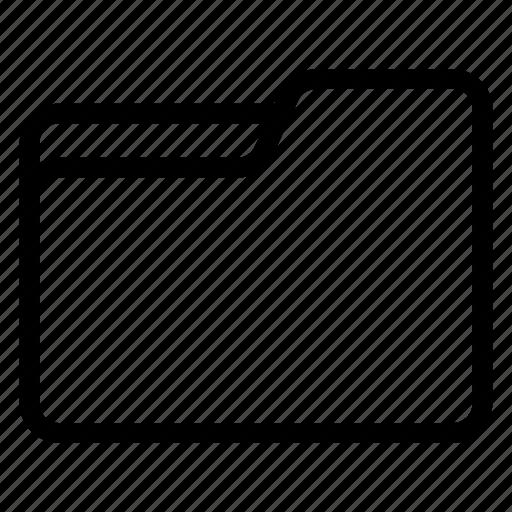 document, files, folder, storage icon