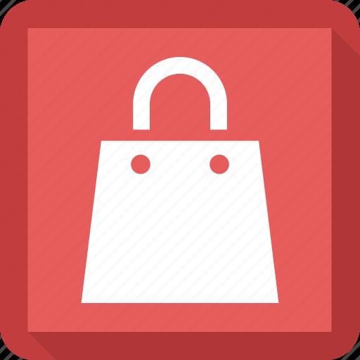 bag, shopper bag, shopping, shopping bag icon