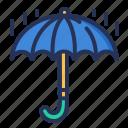 rain, protection, umbrella, safety