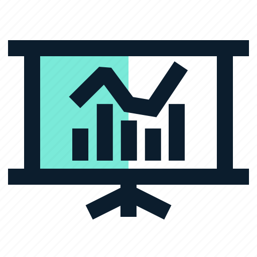 analysis, business, corporation, office, seo icon