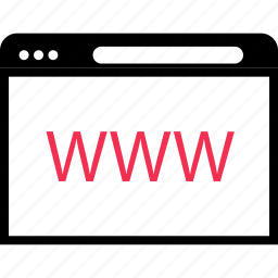 browser, internet, web, www icon