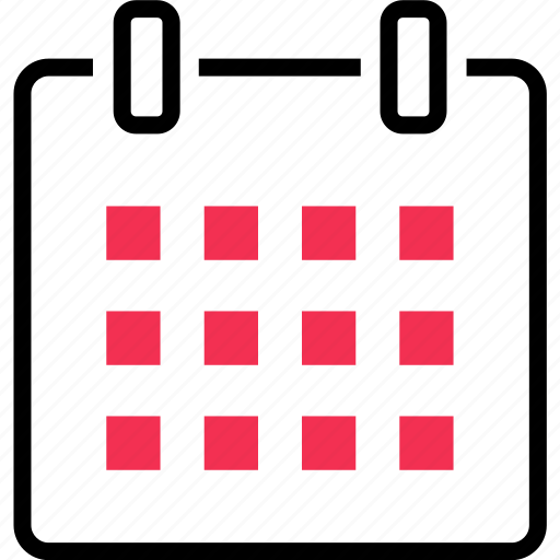 calendar, even, month, schedule icon
