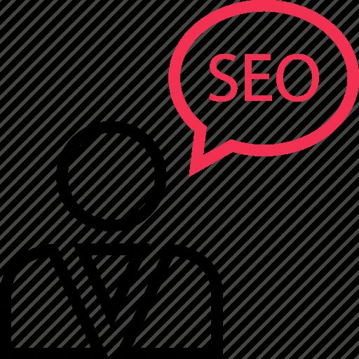 location, profile, seo icon